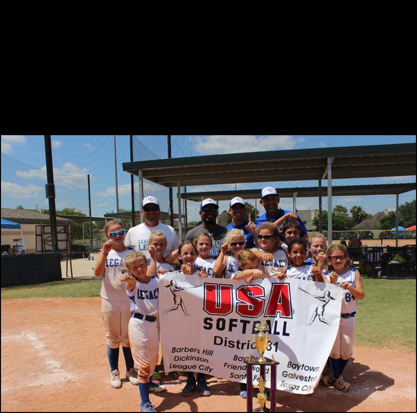 District 31 USA Softball of Texas – USA Softball of Texas