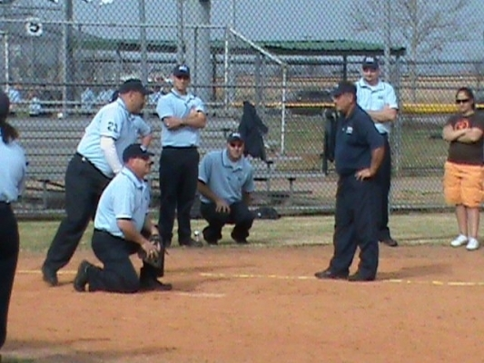 Umpires – District 31 USA Softball of Texas