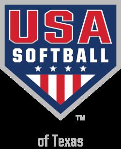 USASoftballofTexas_logo