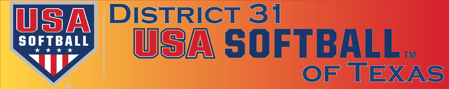 District 31 USA Softball of Texas
